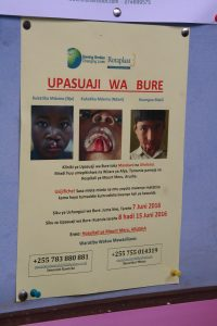 Arusha Rotaplast campagne poster